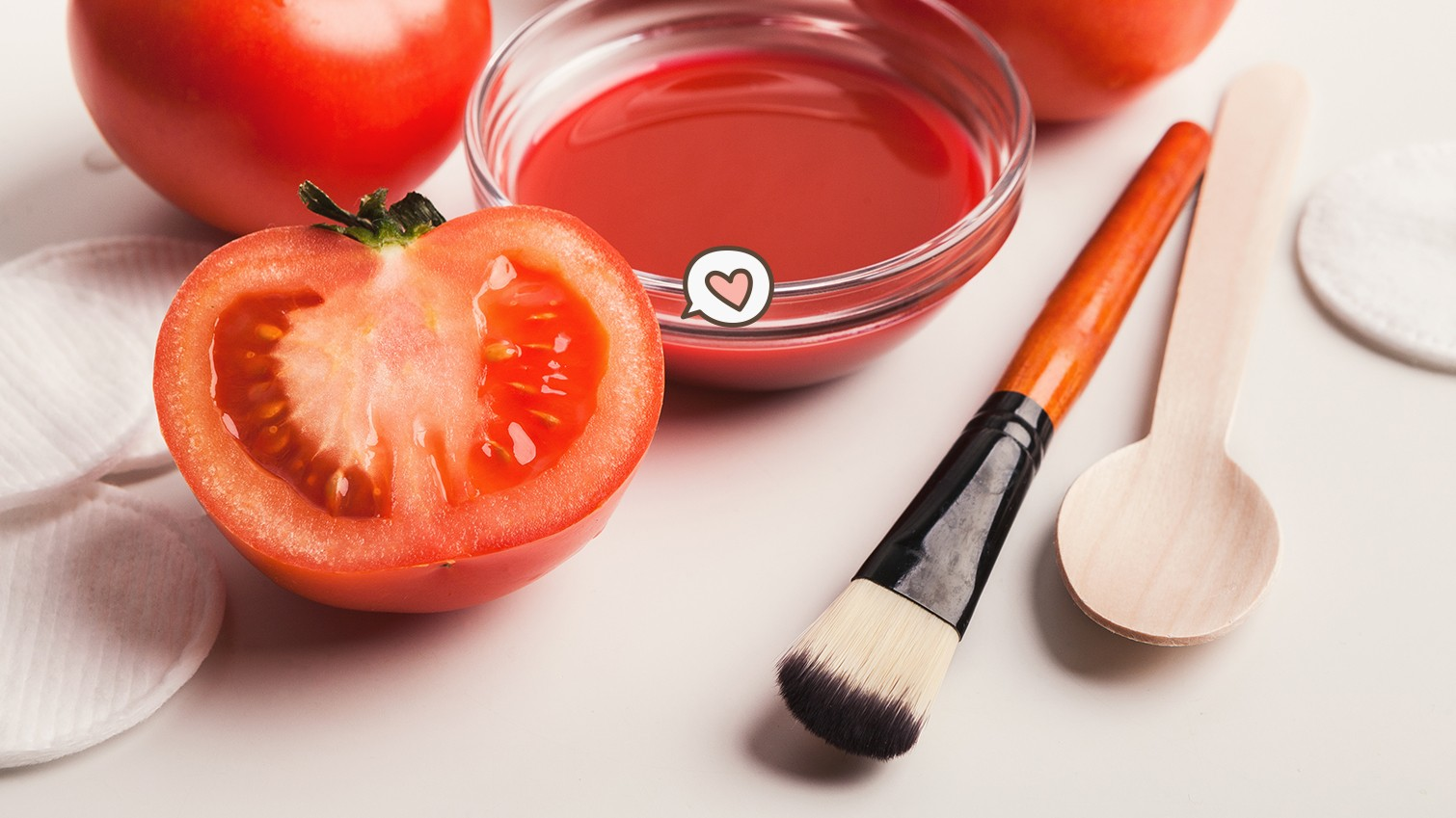 Apa itu Masker Tomat ?