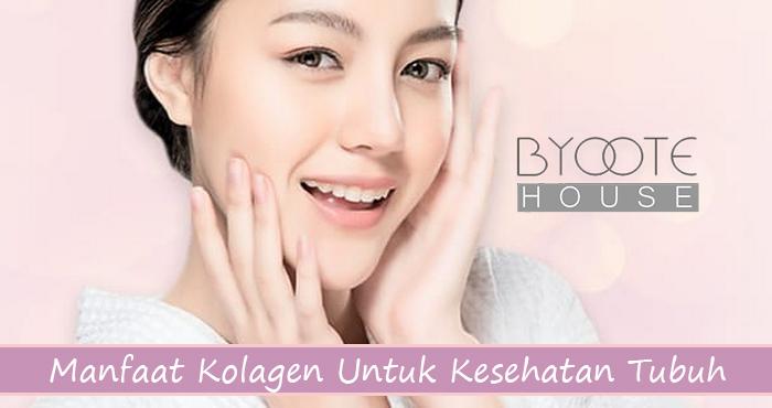 Apa Komposisi dan kandungan Byoote Collagen Berikut Manfaat serta Khasiatnya Collagen ( kolagen )