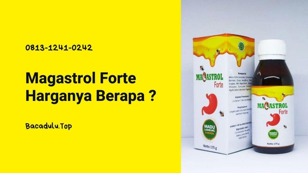 Magastrol Forte Harganya Berapa ?