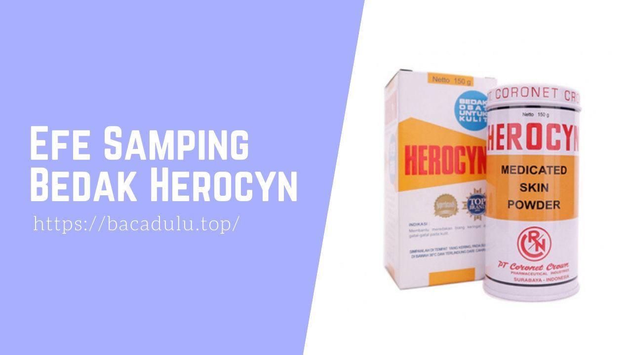 Efe Samping Bedak Herocyn