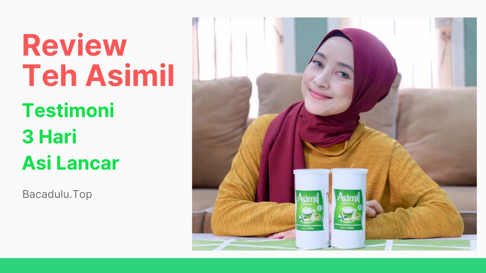 Review Asimil Tea Teh Pelancar Asi