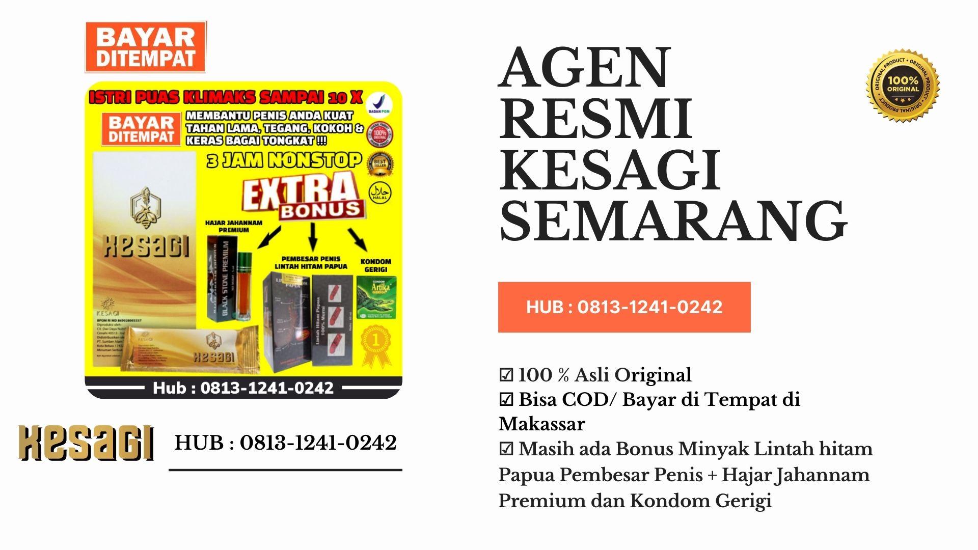 Agen Resmi Madu Kesagi Semarang Jawa Tengah ( Garansi Jaminan 100 % Original )