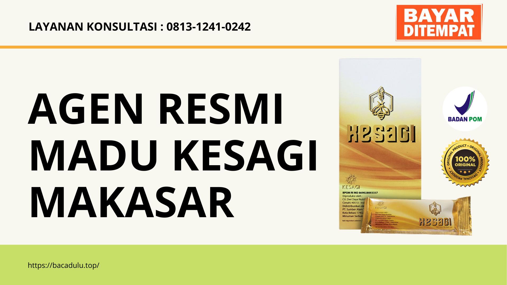 Kesagi Makassar