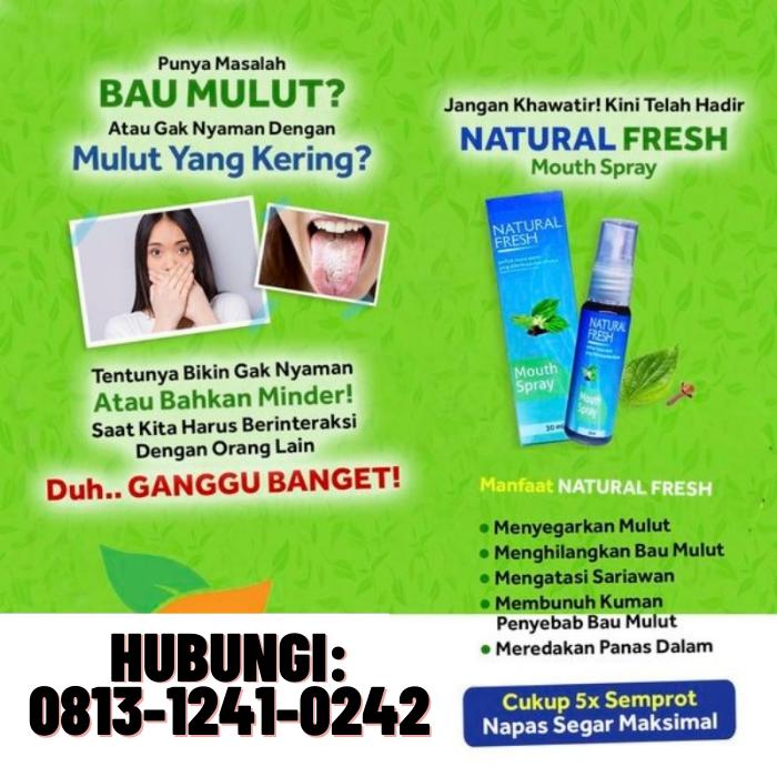 Efek Samping Natural Fresh Untuk Bau Mulut