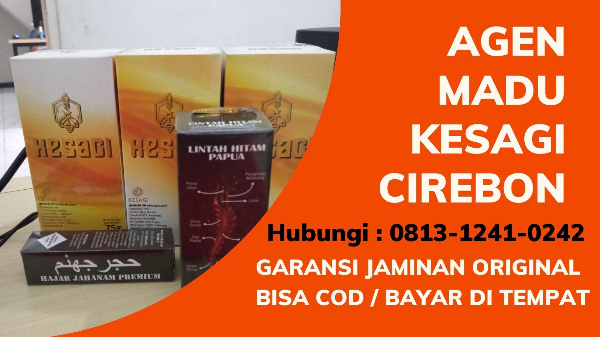 Agen Madu Kesagi Cirebon, Hub:0813-1241-0242 Resmi(COD)