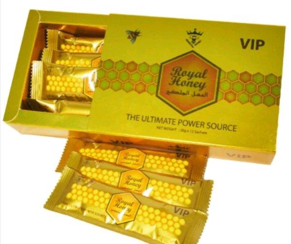 Madu Royal Honey VIP - Rekomendasi Daftar 17 Merk Madu Kuat Kejantanan Pria Vitalitas Stamina