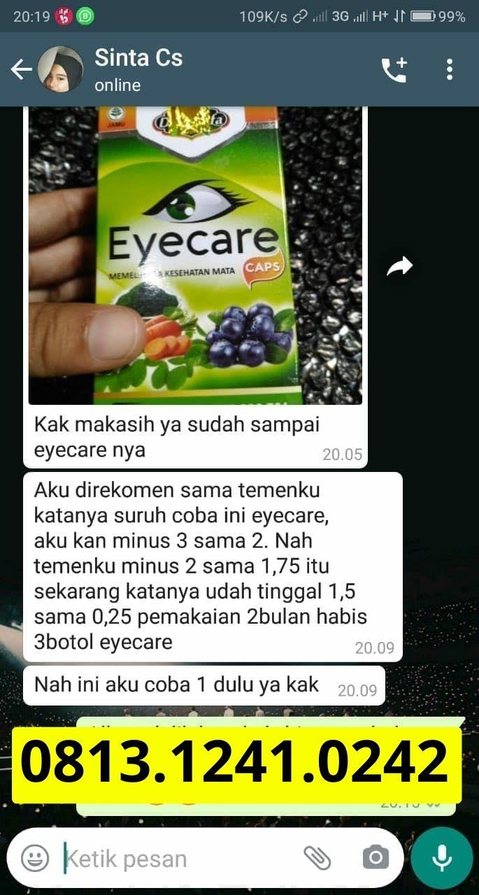 testimoni Eyecare Caps kapsul eye care obat mata minus katarak silinder rabun katarak glukoma glaukoma lemak di mata lama pteregium