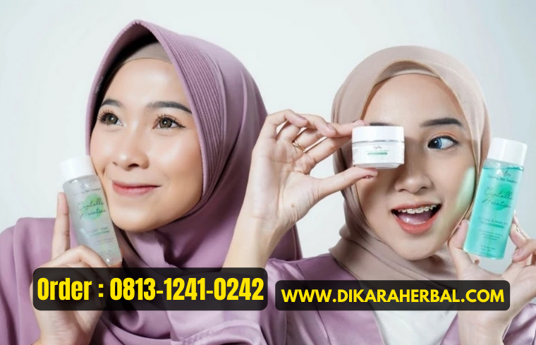 Manfaat Reglow Series Glow Skin Treatment Skincare