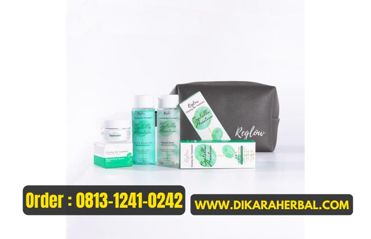 Paket REGLOW Series Skincare Glowing Treatment